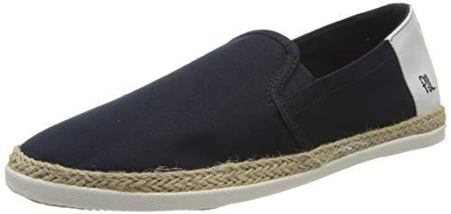 Pepe Jeans London Herren Maui Slip ON Espadrilles, Blau (Navy 595), 44 EU