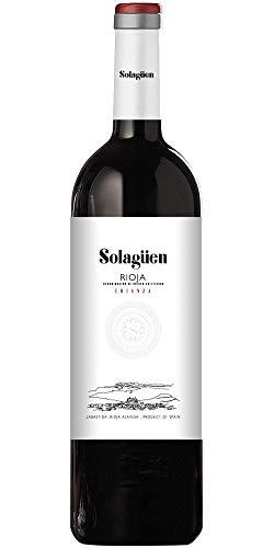 Vino Tinto Solaguen Crianza Caja 6 Unidades Rioja Alavesa 75CL