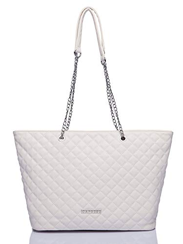 Caprese Tilda Women's Tote Bag (White)