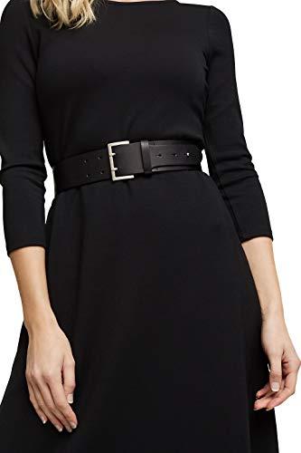 ESPRIT Breiter Taillengürtel aus Leder