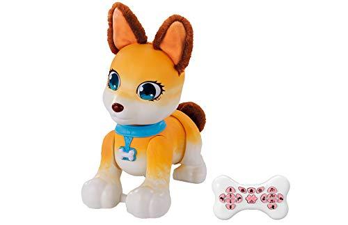 Juguetecnic Perro Robot Teledirigido para Niños con...