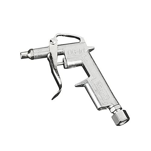 LSGGTIM Pistola De Aire, Pistola De Aire con Boquilla De Aire,con Extensiones De Flujo De Aire De Acero,Pistola De Polvo De Aire para AutomóVil Y Motocicleta,1 Juego