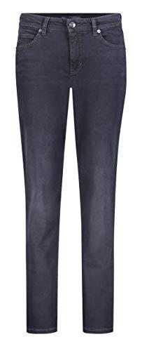 MAC Jeans Damen Melanie Skinny Jeans, Blau (Dark Wash Blue Blk D898), W36/L30