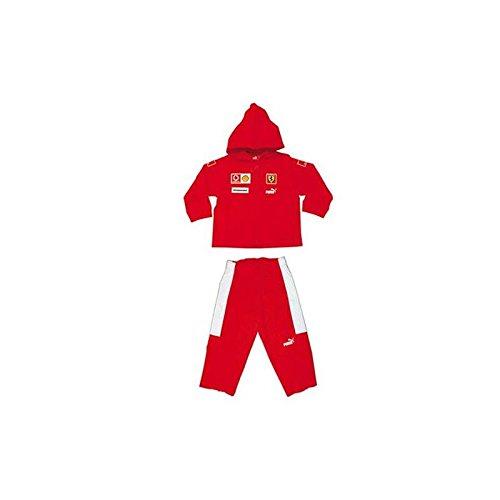 FERRARI Trainingsanzug für Babys, Rot, Größe 36 Monate