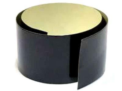 トラクションアップ高導電性アルミテープ ブラック 20mm幅×全長20cm