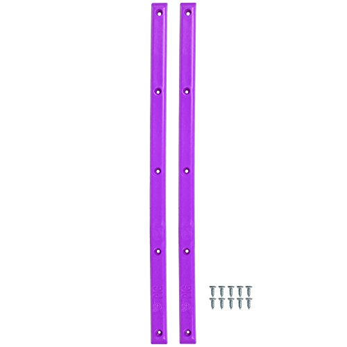 Pig Neon Purple Skateboard Rails