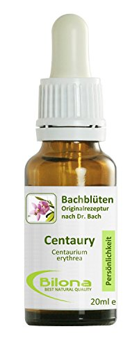 Joy Bachblüten, Essenz Nr. 4: Centaury; 20ml Stockbottle