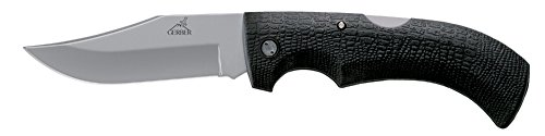 Gerber Gator Folding Knife, Fine Edge, Clip Point [06069]