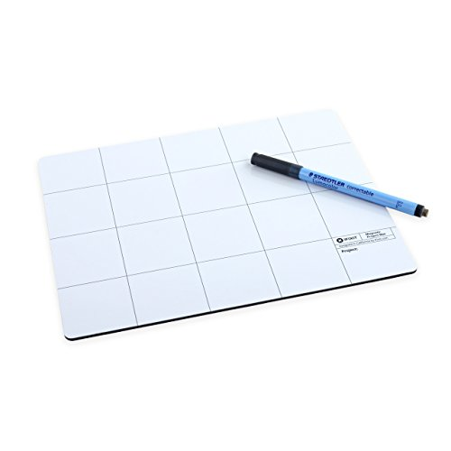 Magnetic Project Mat - Rewritable Magnetic Work Surface