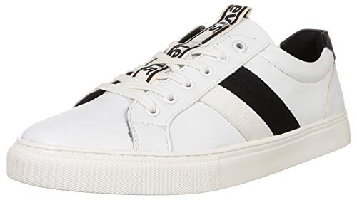 Levi's Men Bolzano White Sneakers-10 UK (44 EU) (11 US) (38109-0293)