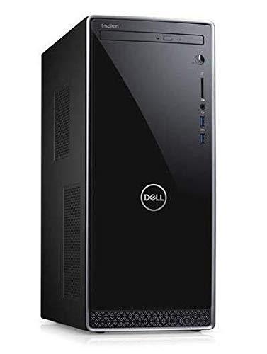Latest_Dell Inspiron 3000 3670 Desktop Computer - Intel Core i5 (8th Gen) i5-8400 Processor - 8 GB DDR4 SDRAM - 1 TB HDD - Bluetooth - WiFi- DVD- HDMI- Windows 10 Ho