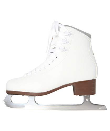 Graf Damen Eiskunstlauf-Schlittschuhe Tango Weiss (100) 38