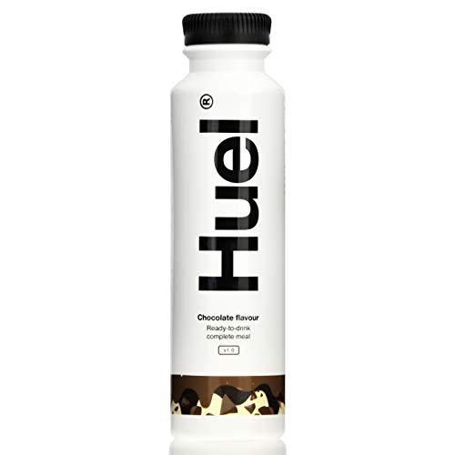 HuelⓇ RTD Chocolate - kompletter Schokoladencocktail mit Vitaminen und Mineralstoffen 500ml