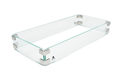 Outland Fire Table Tempered Glas...