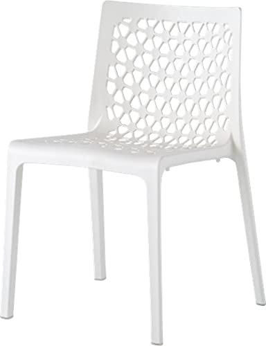 silla plastico de la marca Lagoon