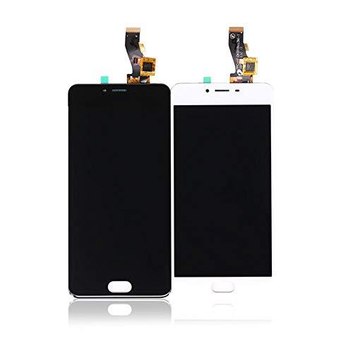 Un known Teléfono móvil reemplazable For Meizu M3S LCD for Meizu M3S de la Pantalla táctil for Meizu M3S Pantalla LCD Y685H Reemplazo del Conjunto del digitalizador Partes de máquina