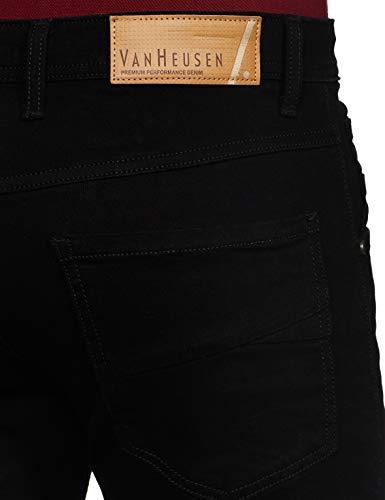 Van Heusen Men's Drop Crotch Skinny Jeans