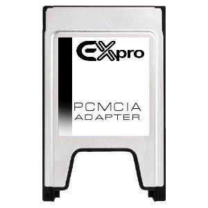 Ex-Pro® PCMCIA Adapter für eine Compact-Flash-Karte für Mercedes Comand APS-Systeme