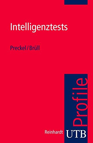 Intelligenztests (utb Profile, Band 3027)
