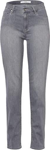 BRAX Damen Style Shakira Fee to Move Skinny Jeans, Grau (Used Light Grey 04), W34/L30 (Herstellergröße: 44K)