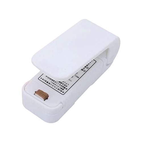 MYA 1Pc Alimentos sellador de Bolsas de plástico portátil Mini máquina termoselladora...