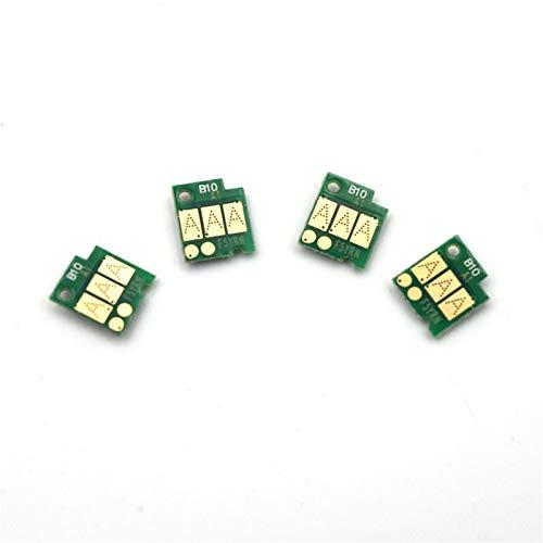 WSCHENG 5 para Brother LC105 LC107 Establecer un Chip de reinicio automático MFC-J4510 MFC-J4610 MFC-J4610 MFC-J4310MFC-J4410 MFC-J4710 Cartucho de Tinta