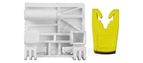 Bossmobil LAGUNA 2 II (BG0/1_), LAGUNA 2 II Grandtour (KG0/1_), Trasero derecho, kit de reparación de elevalunas eléctricos