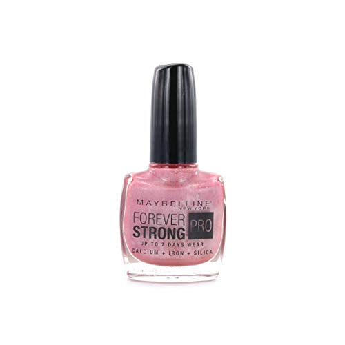 Maybelline Nagellack - FOREVER STRONG 14 Silver Plum