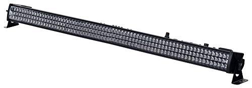 Showlite SB-216 LED Stage Bar 216x10 mm LEDs Lichteffekt (Bühnenlicht, Discolicht, 6 DMX-Modi, Stroboskop Effekt)