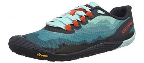 Merrell Vapor Glove 4, Chaussures de Fitness Femme, Multicolore (Bleached Aqua), 39 EU