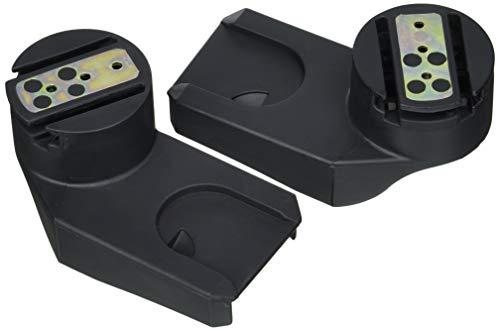 Quinny Zubehör Adapter Set, nutzbar für Quinny Kinderwagen Zapp Xtra & Zapp Xtra 2, kombinierbar mit fast allen Maxi-Cosi Babyschalen