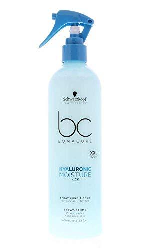 Schwarzkopf - Spray-baume Cheveux Secs Hyaluronic Moisture Kick 400ml