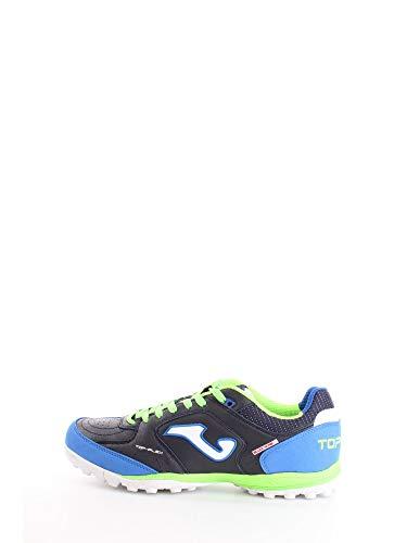 Joma Top Flex 803 Marino Turf - Scarpe Calcetto Uomo - Erba Sintetica - Men's Futsal Shoes (EU 43 - US 9.5)
