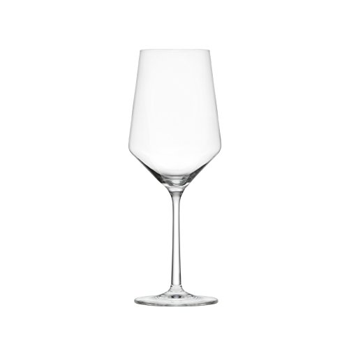 Schott Zwiesel Tritan Crystal Glass Pure Stemware Collection Cabernet Red Wine Glass, 18.6-Ounce,...