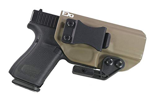 Fierce Defender IWB Kydex Holster Compatible with Glock 19...