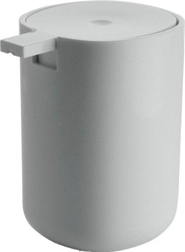 Alessi Birillo PL05 W Dispenser per Sapone Liquido di Design, Bianco
