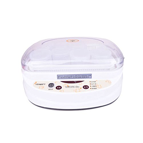 Home Fermenter Electronic Yogurt Maker Home-made Natural Fermentation Economics Wellness Convenience Fermented Soy Beans the Germination of Underwater Germinating Brown Rice 220V