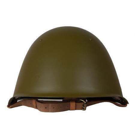 GST Original USSR Russian Soviet Army WW2 Helmet SSh-68 Steel Military Helmet