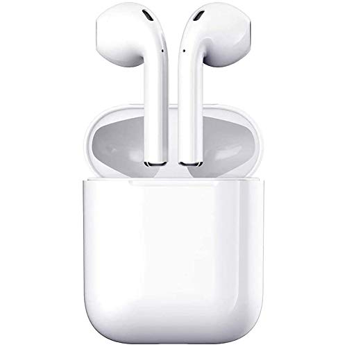 Auricolari Bluetooth Auricolari wireless Nuovi auricolari in alta fedeltà 3D Stereo con microfono incorporato e chiamata portatile per compatibile Apple Airpods Android/Iphone