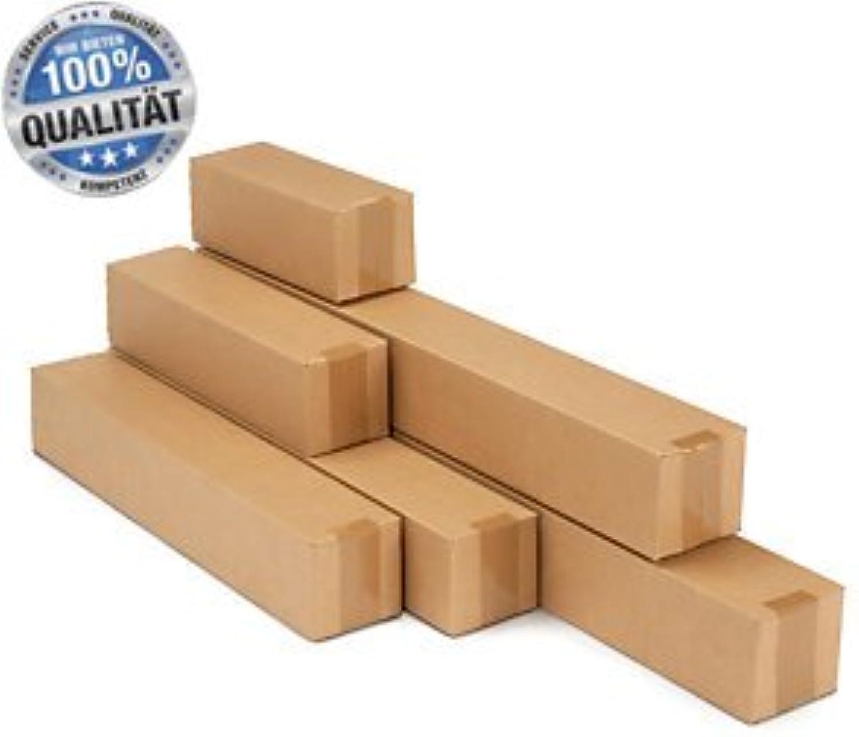 15 Stück lange Kartons 1-wellig, 1-wellig, 1-wellig, braun - 800 x 150 x 150 mm Qualität 1.20 B01EHJJ47O    | Professionelles Design  73c99f