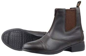 Special price for a limited time Dublin Childs Foundation Zip Brown 10 Excellence Boot Paddock