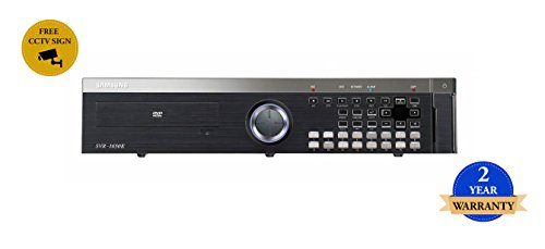 SS286 - SAMSUNG SVR-1650 16-Kanal-Premium Digital Video Recorder DVR 250GB MPEG-4 CCTV