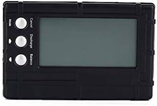 3 in 1 LCD Discharger Balancer Meter Tester for 2-6S lipo Li Fe Battery Digital Battery Capacity Checker Controller Tester