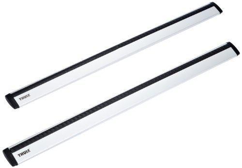Thule 960100 WingBar 960 Dachtraverse Rapid System, 108 cm, 2-pack