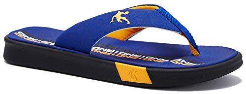 AND1 Navy Hoop Sandals (11)