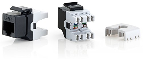 Equip 769210 - Kit de 8 unidades conector hembra RJ45, UTP, Cat6