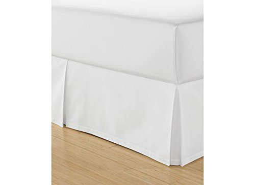 Martha stewart collection 200 percale twin bed skirt