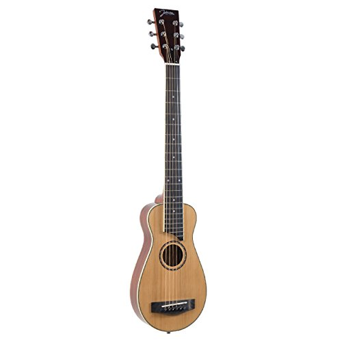 Johnson JG-TR3 Trailblazer Travel Guitar