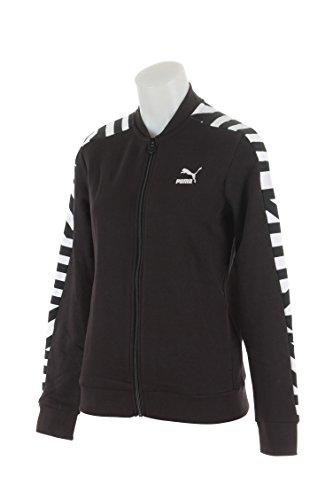 PUMA Women's All Over Print Track Jacket