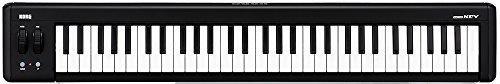 korg midi keyboards Korg microKEY 61-Key USB-Powered Keyboard - Black/White